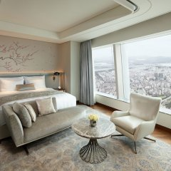 Отель Signiel Seoul комната для гостей фото 10