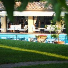 Отель Borgo San Luigi Строве бассейн