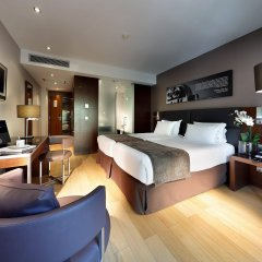 Отель Eurostars Das Letras комната для гостей фото 2