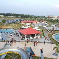 Отель Tinapa Lakeside Hotel Нигерия, Калабар - отзывы, цены и фото номеров - забронировать отель Tinapa Lakeside Hotel онлайн бассейн