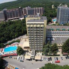 Отель Shipka Болгария, Золотые пески - отзывы, цены и фото номеров - забронировать отель Shipka онлайн вид на фасад