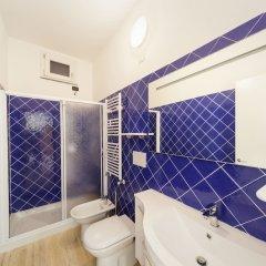 Отель Agriturismo Le Meridiane Италия, Боргомаро - отзывы, цены и фото номеров - забронировать отель Agriturismo Le Meridiane онлайн ванная
