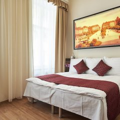 Отель Lion Premium Hotel Венгрия, Будапешт - отзывы, цены и фото номеров - забронировать отель Lion Premium Hotel онлайн комната для гостей фото 4