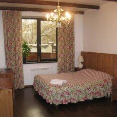 Гостиница Дом Шалле Березовая комната для гостей фото 4
