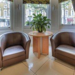 Отель City Continental London Kensington интерьер отеля