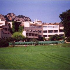 Отель Golf Costa Brava спортивное сооружение