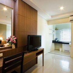 Отель The Platinum Suite удобства в номере