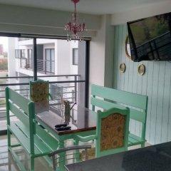 Отель Departamento Manu балкон