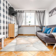 Отель Little Home-Blue Sky 63 Польша, Варшава - отзывы, цены и фото номеров - забронировать отель Little Home-Blue Sky 63 онлайн комната для гостей фото 2