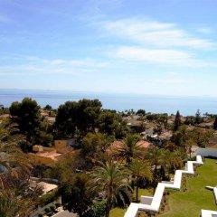 Отель Los Monteros Spa & Golf Resort пляж