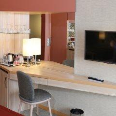 Отель Ensana Thermal Aqua Венгрия, Хевиз - 9 отзывов об отеле, цены и фото номеров - забронировать отель Ensana Thermal Aqua онлайн удобства в номере фото 2