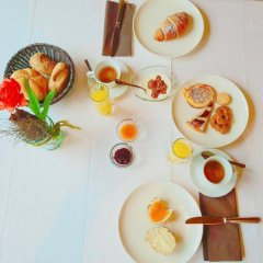 Hotel Christine Гаргаццоне питание фото 3
