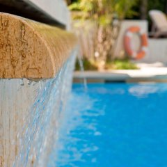 Отель Aldrovandi Residence City Suites Италия, Рим - отзывы, цены и фото номеров - забронировать отель Aldrovandi Residence City Suites онлайн бассейн