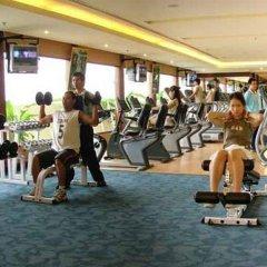 Отель Prince Palace Бангкок фитнесс-зал