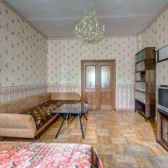 Апартаменты Domumetro Na Akademicheskoj Apartments Москва комната для гостей