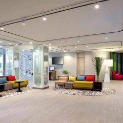Отель ibis Styles Bangkok Khaosan Viengtai интерьер отеля фото 2
