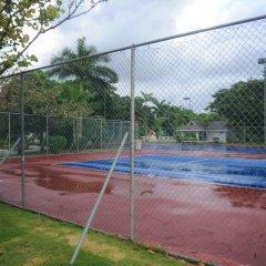 Апартаменты Lagoons Apartments спортивное сооружение