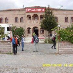 Catlak Hotel Турция, Селиме - отзывы, цены и фото номеров - забронировать отель Catlak Hotel онлайн приотельная территория фото 2