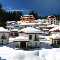 Отель Chalets at Pamporovo Village спортивное сооружение