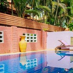 Отель Baan Kanittha - 4 Bedrooms Private Pool Villa бассейн фото 2