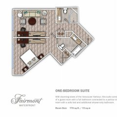 Отель The Fairmont Waterfront Канада, Ванкувер - отзывы, цены и фото номеров - забронировать отель The Fairmont Waterfront онлайн городской автобус