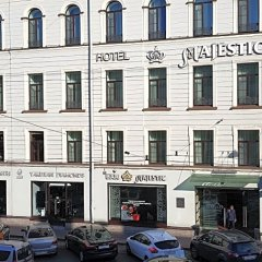 Бутик-отель Majestic Deluxe Санкт-Петербург фото 2