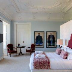 Отель Dear Lisbon Palace Chiado Лиссабон комната для гостей