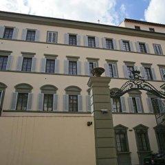 Отель Appartamenti Palazzo Dei Ciompi вид на фасад