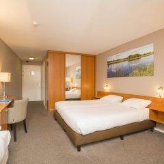 Отель Fletcher Hotel - Resort Spaarnwoude Нидерланды, Велсен-Зюйд - отзывы, цены и фото номеров - забронировать отель Fletcher Hotel - Resort Spaarnwoude онлайн комната для гостей фото 4