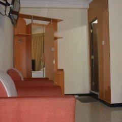 VJ City Hotel сауна