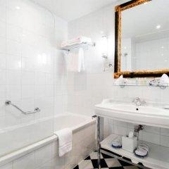 Отель Grand Palace Hotel Латвия, Рига - 1 отзыв об отеле, цены и фото номеров - забронировать отель Grand Palace Hotel онлайн ванная фото 2