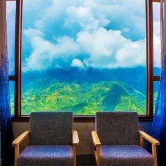 Отель The Grand Blue Hotel Вьетнам, Шапа - отзывы, цены и фото номеров - забронировать отель The Grand Blue Hotel онлайн интерьер отеля