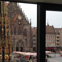Отель Sorat Hotel Saxx Nürnberg Германия, Нюрнберг - отзывы, цены и фото номеров - забронировать отель Sorat Hotel Saxx Nürnberg онлайн