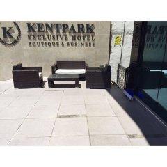 Kentpark Exclusive Hotel пляж