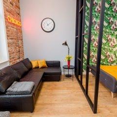 Апартаменты Bliss Apartments Chicago Познань комната для гостей фото 4