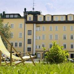 Отель Achat Plaza Zum Hirschen Зальцбург парковка