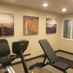Отель Comfort Suites Hilliard Хиллиард фитнесс-зал фото 2