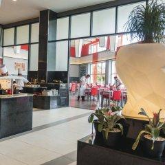 Отель Riu Playacar Плая-дель-Кармен питание фото 2