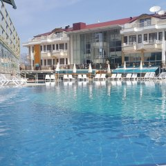 Отель Novia Gelidonya Кемер бассейн фото 3