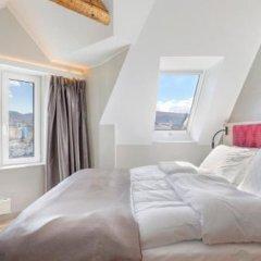 Отель Bergen Harbour Hotel Норвегия, Берген - отзывы, цены и фото номеров - забронировать отель Bergen Harbour Hotel онлайн комната для гостей фото 5