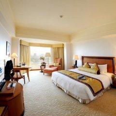 Отель Hôtel du Parc Hanoi Ханой сейф в номере