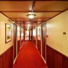 Florentina Boat Hotel Прага интерьер отеля