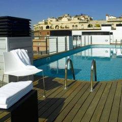 Bcn Montjuic Hotel Барселона бассейн фото 3