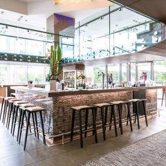 Отель Novotel Nuernberg Centre Ville гостиничный бар
