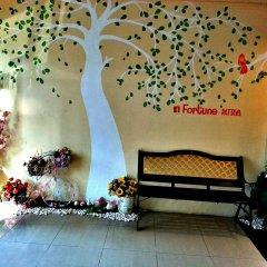 Отель Fortune Pattaya Resort сауна