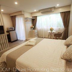 Отель The Prima Residence Бангкок комната для гостей фото 2