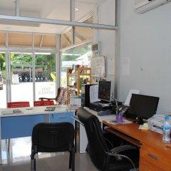 Отель Amity Beach Resort Таиланд, Самуи - отзывы, цены и фото номеров - забронировать отель Amity Beach Resort онлайн интерьер отеля