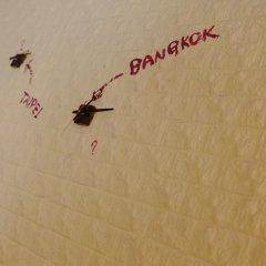 Backpackers Hostel-Ximending branch интерьер отеля фото 3