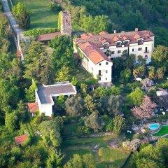 Отель Relais Castello San Giuseppe Кьяверано спортивное сооружение