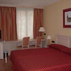 Отель Senator Castellana (I) комната для гостей фото 3